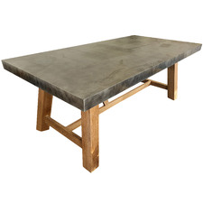 Maui Poly-Concrete Outdoor Dining Table