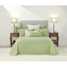 Chelsea Celadon Bedspread Set