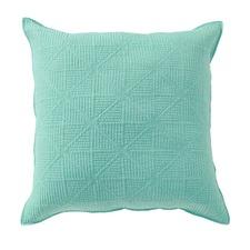 Mint Rylee European Pillowcase