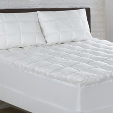 Relax Right Microfibre Mattress Topper