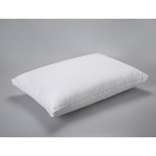 Relax Right Pure Microfibre Pillow Low Profile 850g
