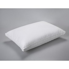 Relax Right Pure Microfibre Pillow Medium Profile 1000g