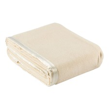 Cream Australian Wool Blanket