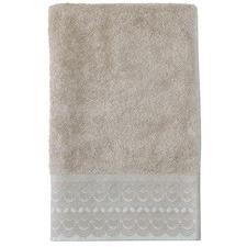 Taupe Victoria Turkish Cotton Bathroom Towel