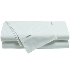 Heston 300TC Cotton Percale Sheet Set