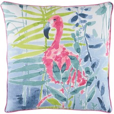 Lagoon Cotton Cushion