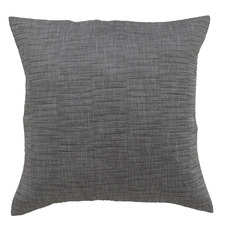 Charcoal Cambridge Cotton European Pillowcase