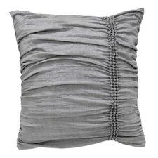 Grey Giana Cotton European Pillowcase