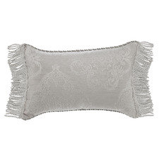 Silver Eleanor Rectangular Cushion