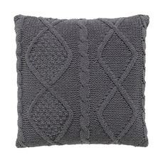 Knitted Darlington Square Cushion
