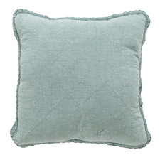 Jade Tameeka Cotton Square Cushion