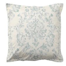 Teal Aria Coordinate European Pillowcase
