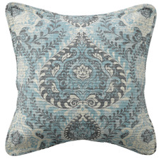 Blue Braidwood European Pillowcase