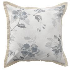 Grey Rosetta Coordinate European Pillowcase