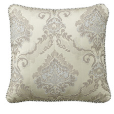 Taupe Dorset Square Cushion