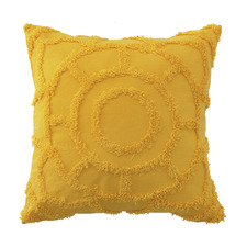 Mustard Kelsey Cushion