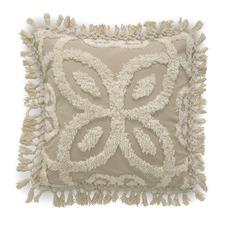 Taupe Sheba Cushion