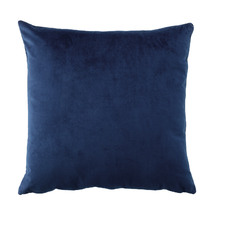 Indigo Vivid Velvet Cushion