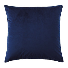 Indigo Velvet European Pillowcase