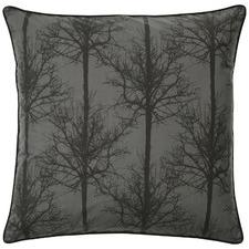 Black Alpine Deer European Pillowcase