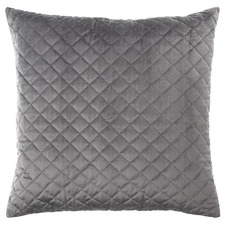 Quilted Vivid Velvet European Pillowcase