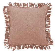 Blush Keira Cotton European Pillowcase