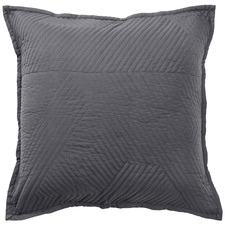 Coal Kingsley Cushion