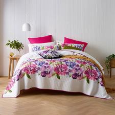 Floral Zoey Bedspread Set