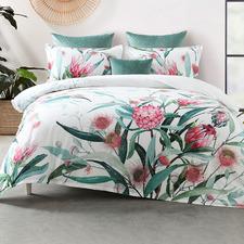 Australiana Cotton Sateen Quilt Cover Set