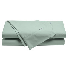 Heston 300TC Cotton Percale Sheet Set