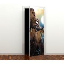 STAR Wars Episode 7  - Chewie - Door Mural