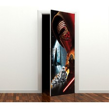 STAR Wars Episode 7 - Power - Door Mural