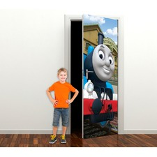 Day out with Thomas Door Mural