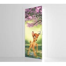 Bambi Door Mural
