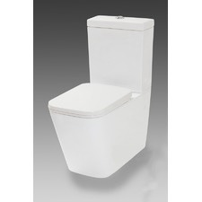 Vizzini Enzo Wall Faced Toilet Suite