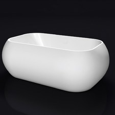 Double Deluxe Free Standing Bath