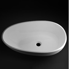 Luciana Above Counter Stone Basin