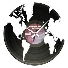World Disc 'o' Clock