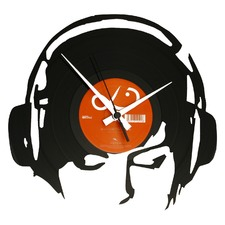 Djane at Work Disc 'o' Clock
