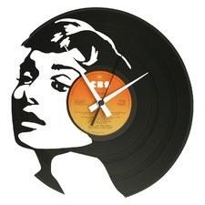 Audrey Disc 'o' Clock