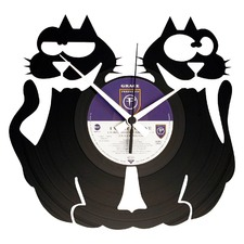 Cats Disc 'o' Clock