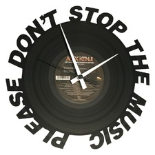 Please Don't Stop the Music Disc 'o' Clock
