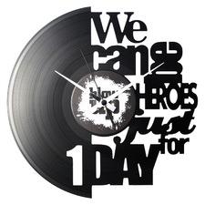 Heroes Disc 'o' Clock