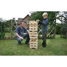 Hi-Tower - Giant Tumbling Block Games