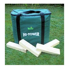 Heavy Duty Canvas Storage Bag for Tower Games