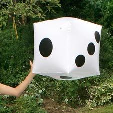 Giant 40cm Inflatable Die