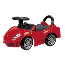 Foot to Floor Ferrari F430