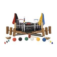 6 Player Pro Croquet Set