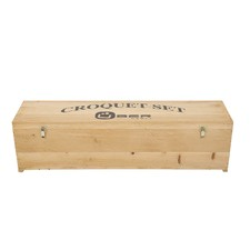 Wooden Storage Box - 6 Player Set