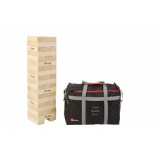 Monster Tumble Tower - Premium Hardwood